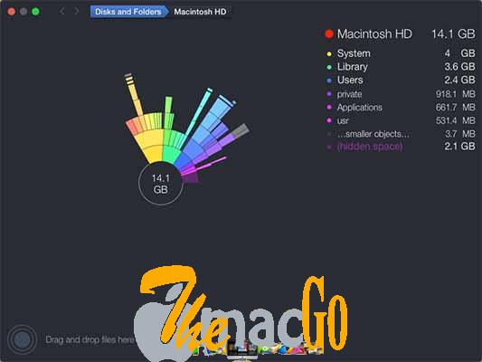 DaisyDisk 4_21_2 mac dmg full version themacgo