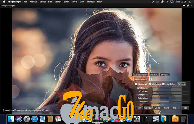 ImageRanger Pro Edition 1_8_4 for mac free download themacgo