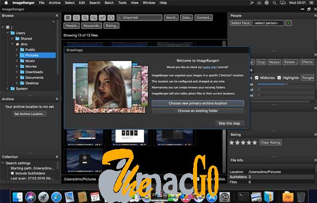 ImageRanger Pro Edition 1_8_4 mac dmg full version themacgo