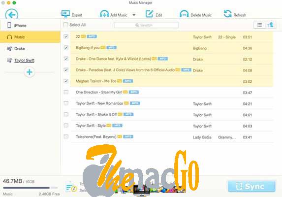 MacX MediaTrans 7.2 for mac free download themacgo