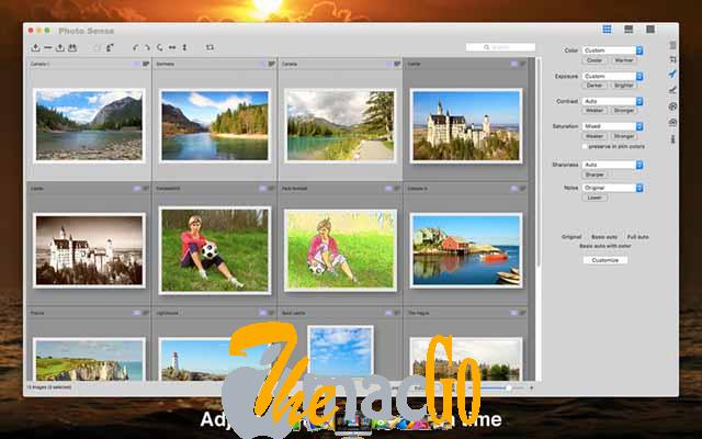 Photo Sense – Bulk Enhancement 2_1_3 for mac free download themacgo