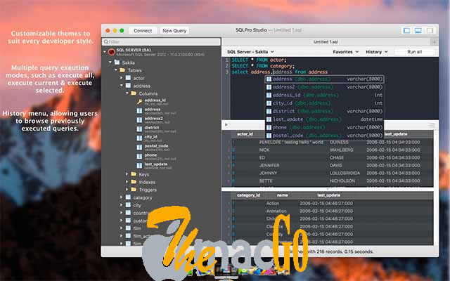 SQLPro Studio 2021_68 for mac free download themacgo