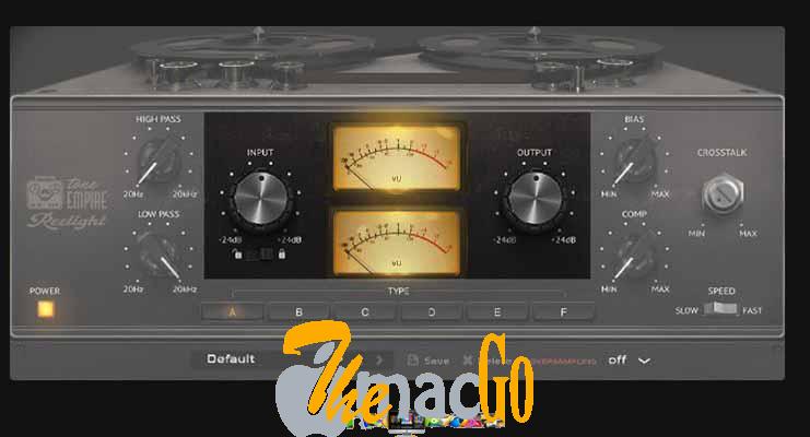 Tone Empire Reelight Pro v1_0_5 mac dmg full version themacgo